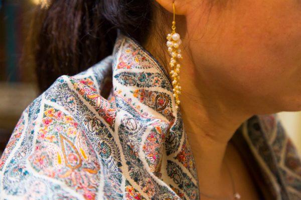 Pashmina for Wedding – Wear a Shawl or Scarf with Wedding Dress