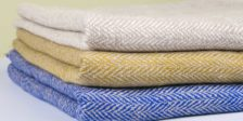 Pamper Yourself With The Warmth Of Pashmina Cashmere Blanket