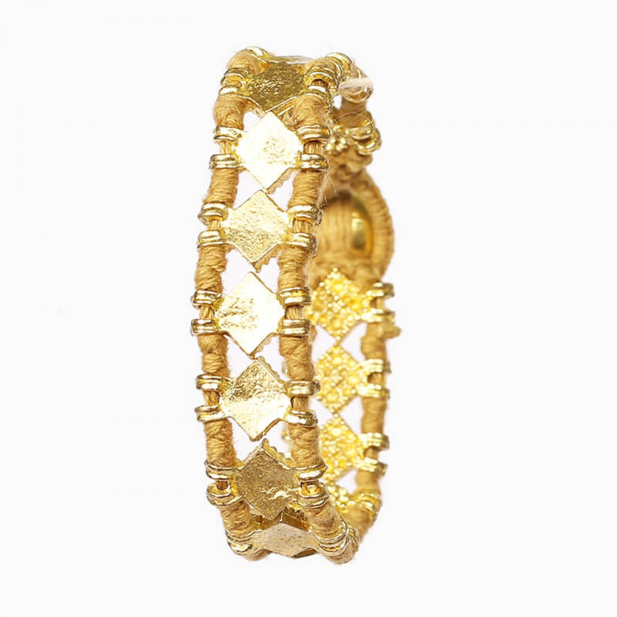 Bohemian Fashion Bracelet - Gold