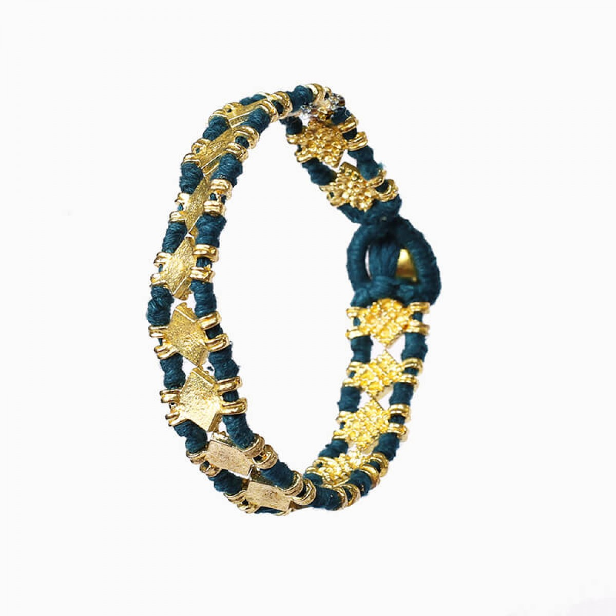 Bohemian Fashion Bracelet - Blue