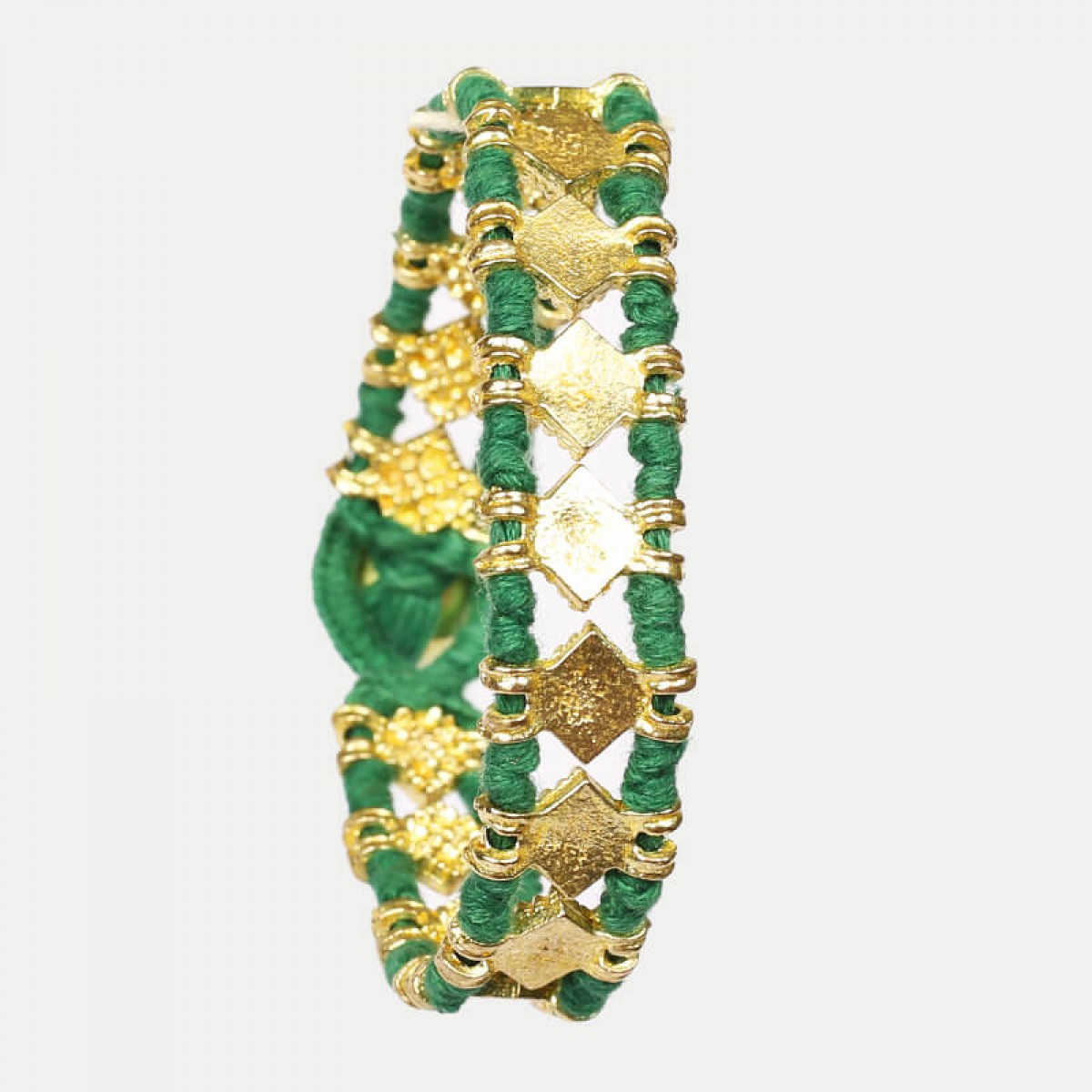 Bohemian Fashion Bracelet - Green