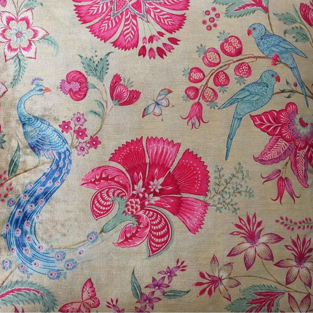 Designer Cushion Cover - Beige