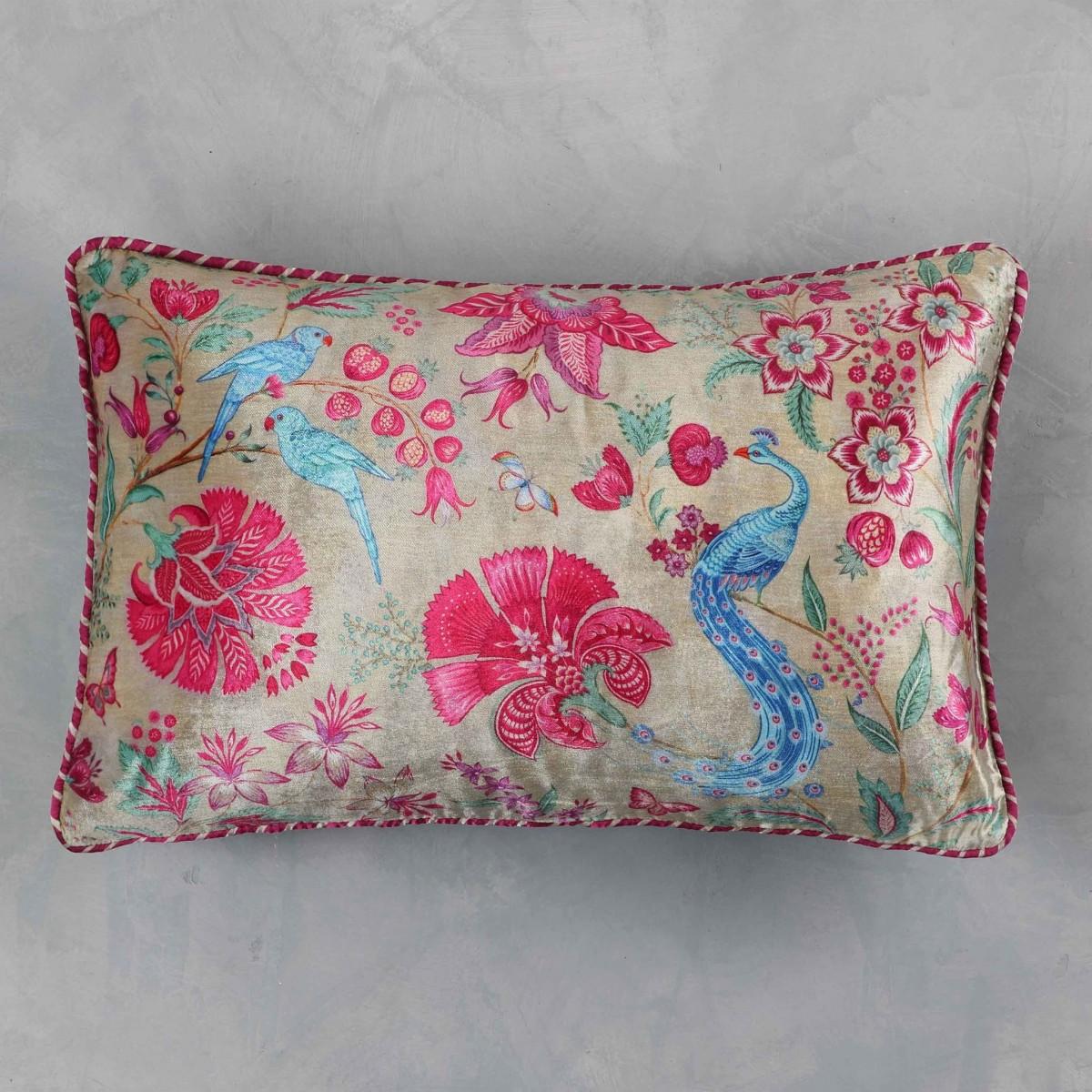 Designer Cushion Cover Slim - Beige