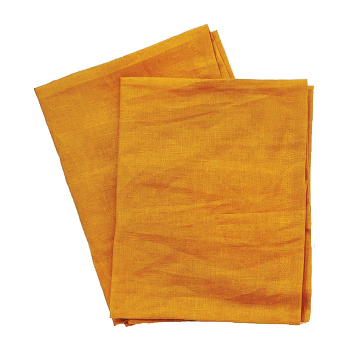 Linen Napkin - Turmeric Yellow (Set of 6)