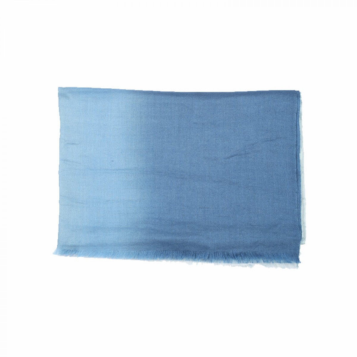 Ombre Pashmina Stole - Blue