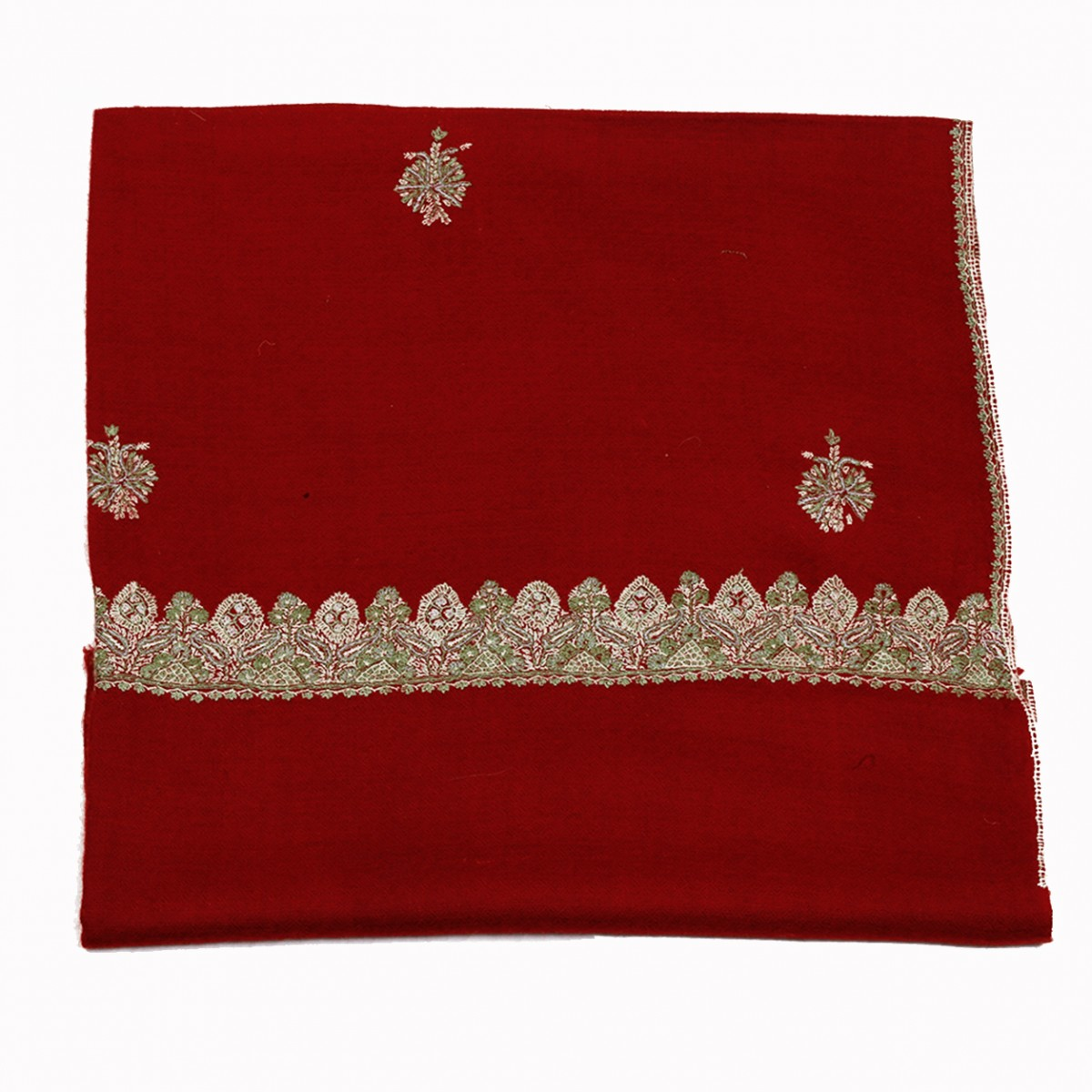 Embroidery handloom pashmina-currant