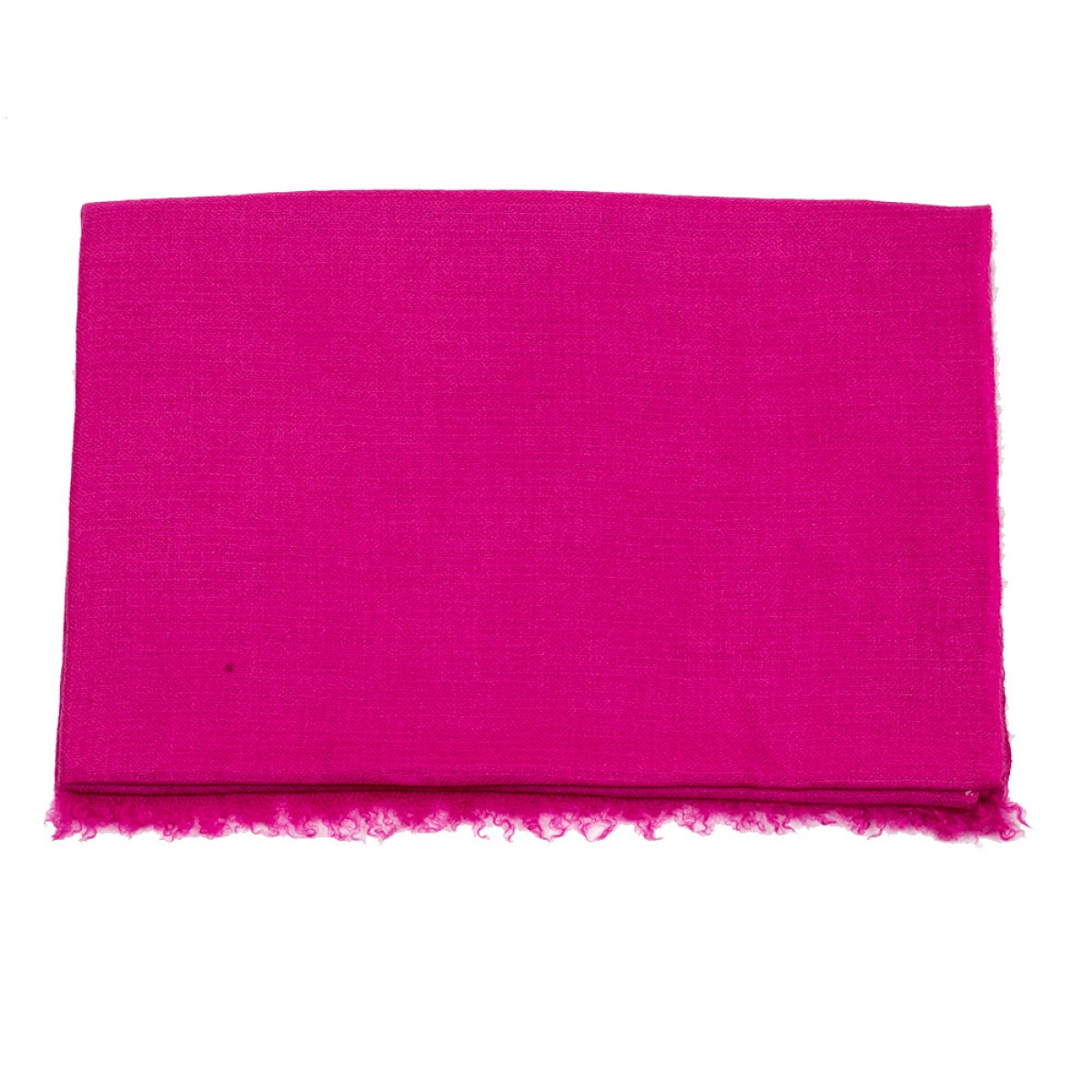 Plain Pashmina Stole - Cerise Pink