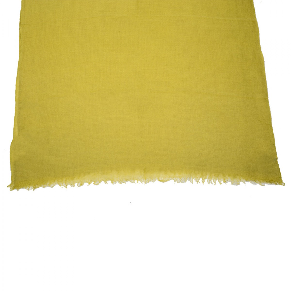 Plain Pashmina Stole - Green Grape
