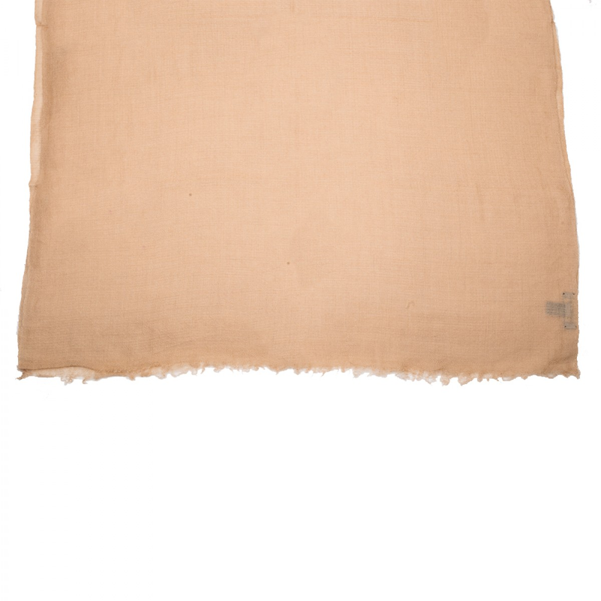Plain Pashmina Stole - Linen