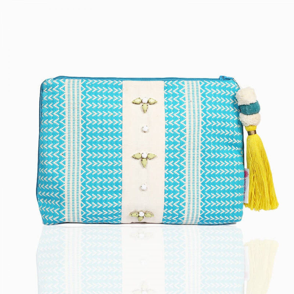 Forever Summer Pouch - Blue Sea