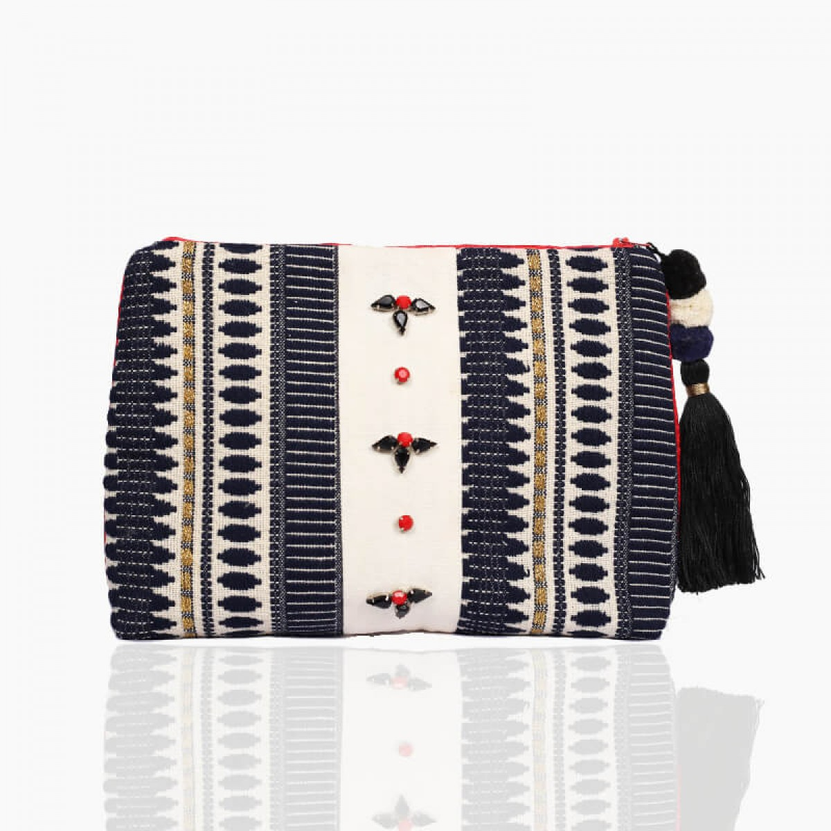 Forever summer pouch - midnight blue