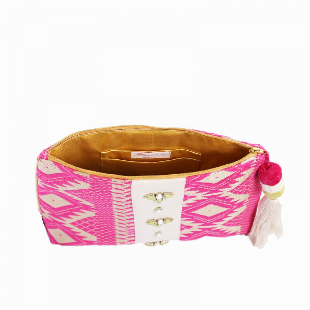 Forever Summer Pouch - Pink Lady
