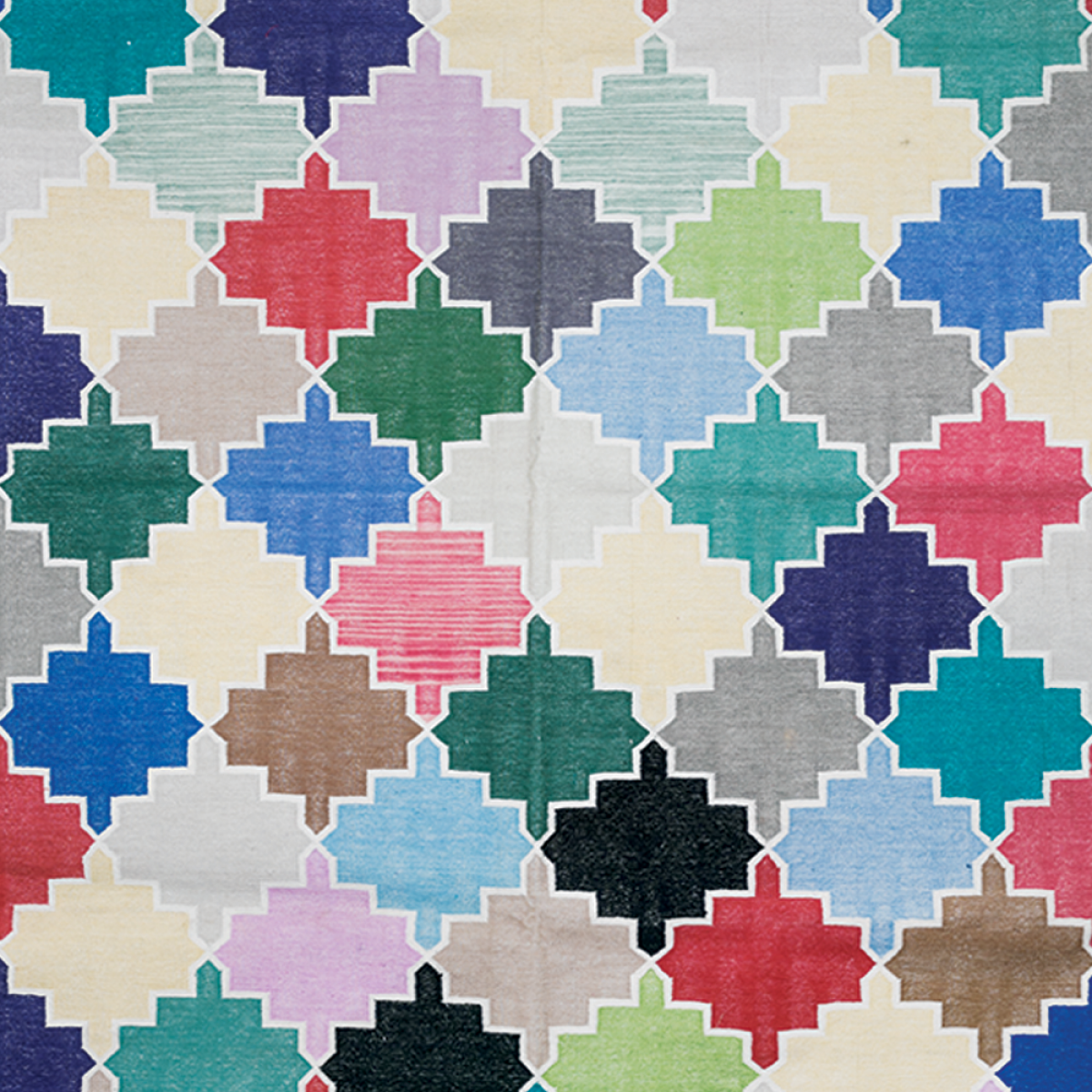 Area Rugs - Shalimar Multicolor