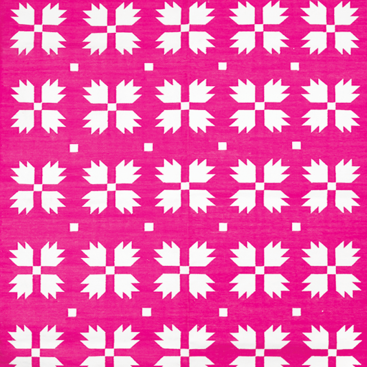 Area Rugs - Hot Pink