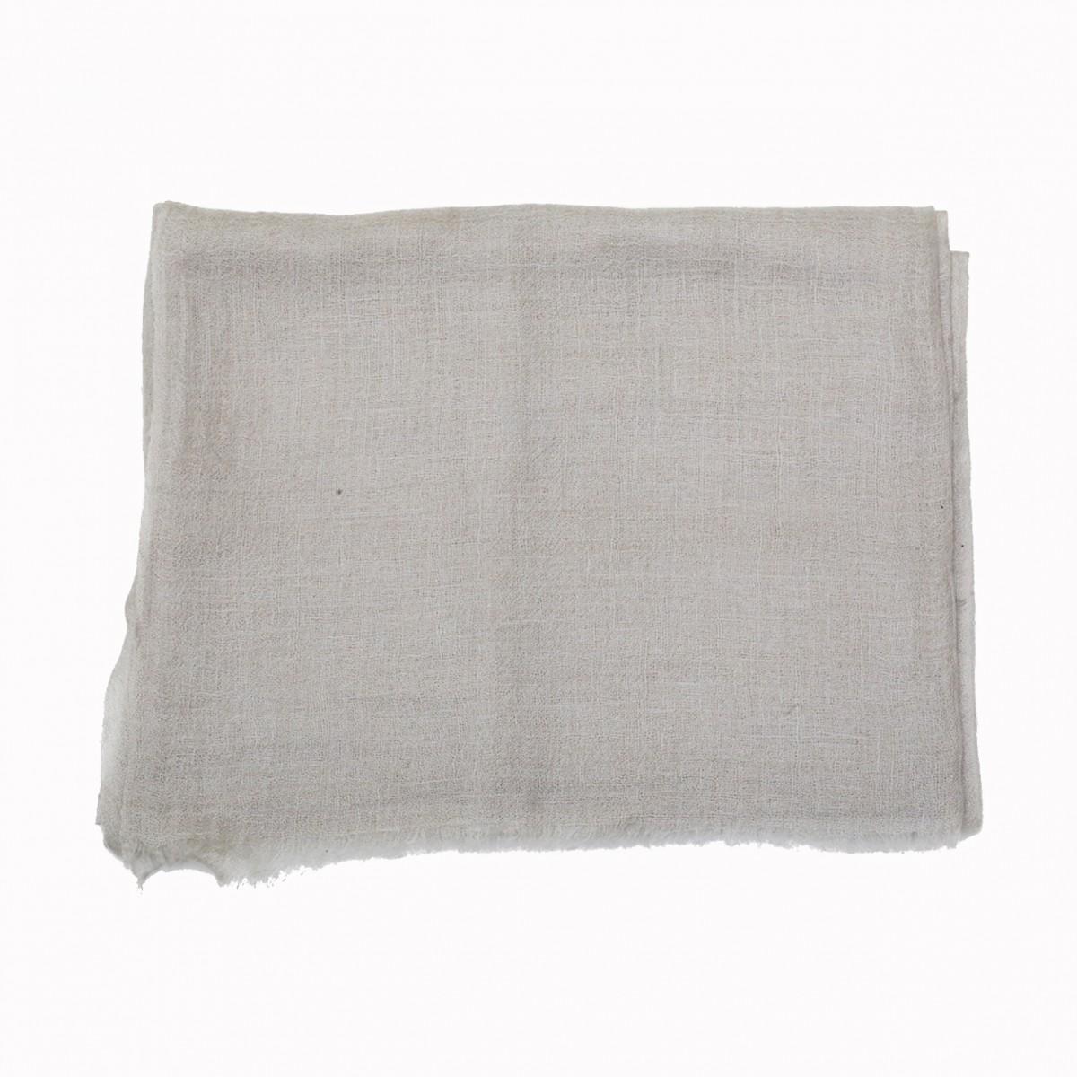 Sheer Pashmina Scarf - Fog Grey