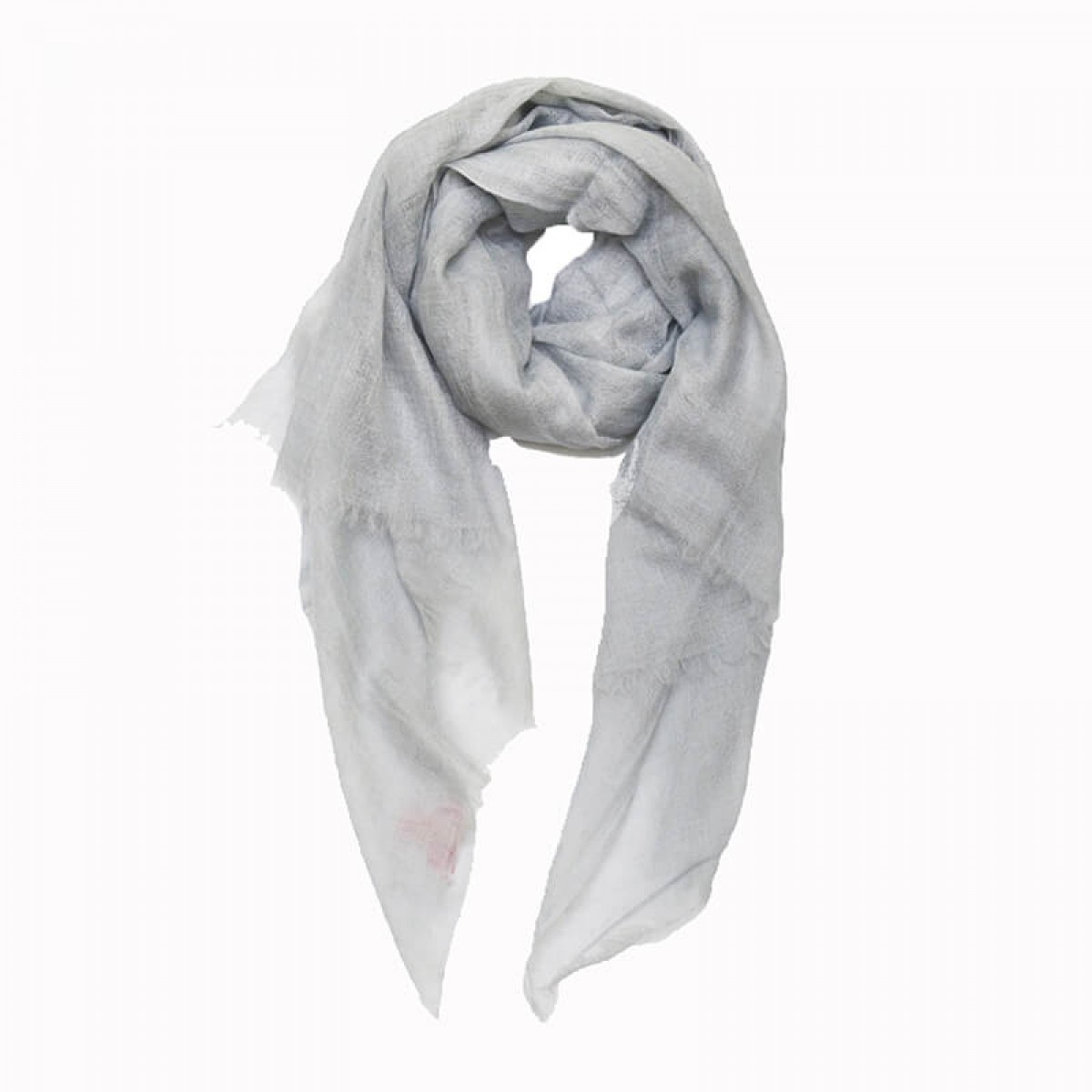 Sheer Pashmina Scarf - Ice Flow