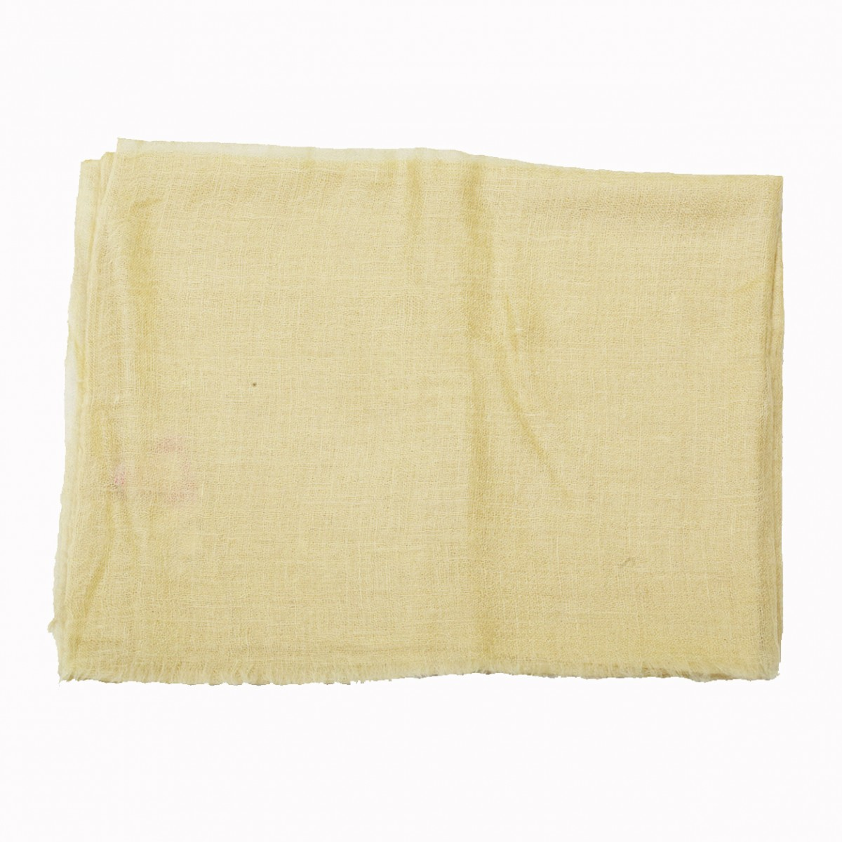 Sheer Pashmina Scarf -  Lemon Meringue