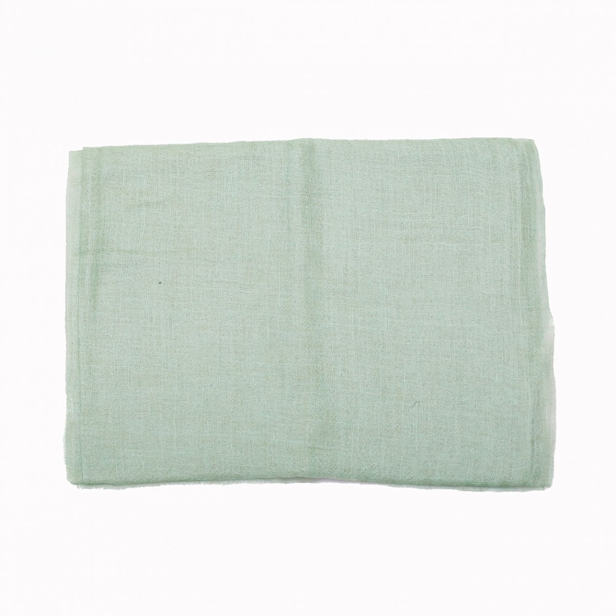 Sheer Pashmina Scarf - Mint Green