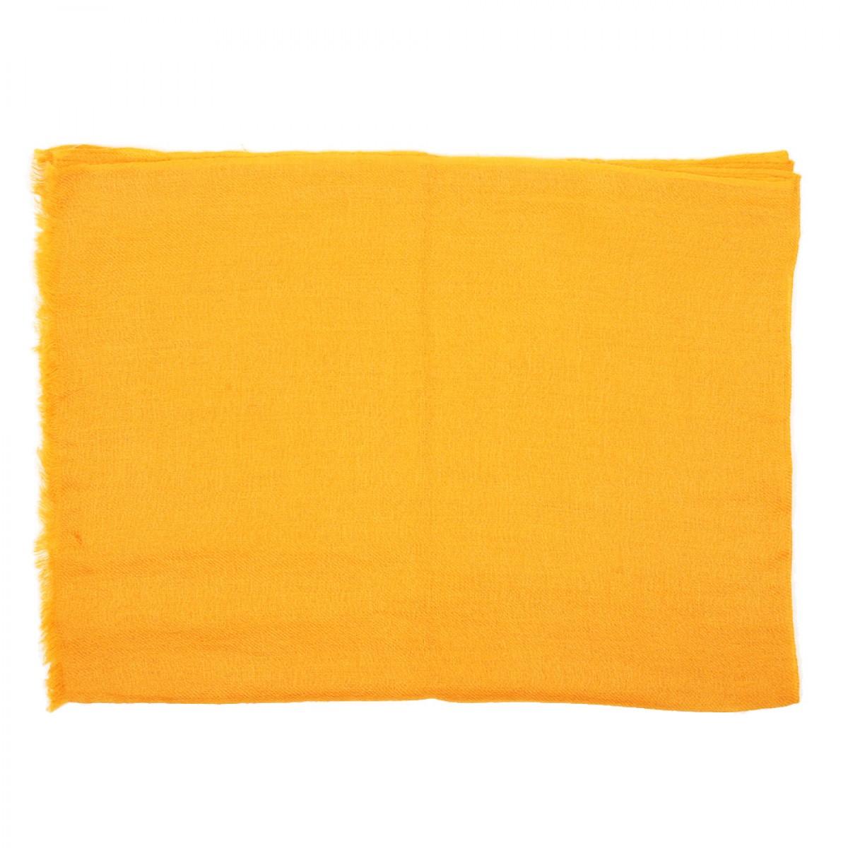 Sheer Pashmina Scarf - Orange