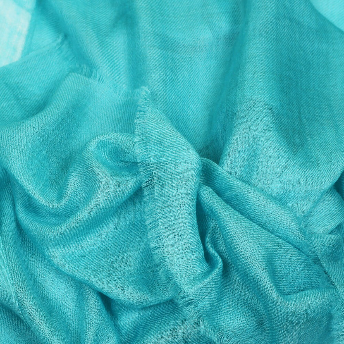 Sheer Pashmina Scarf - Belize Teal