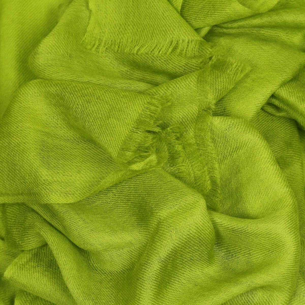 Sheer Pashmina Scarf - Spring Sprout Green