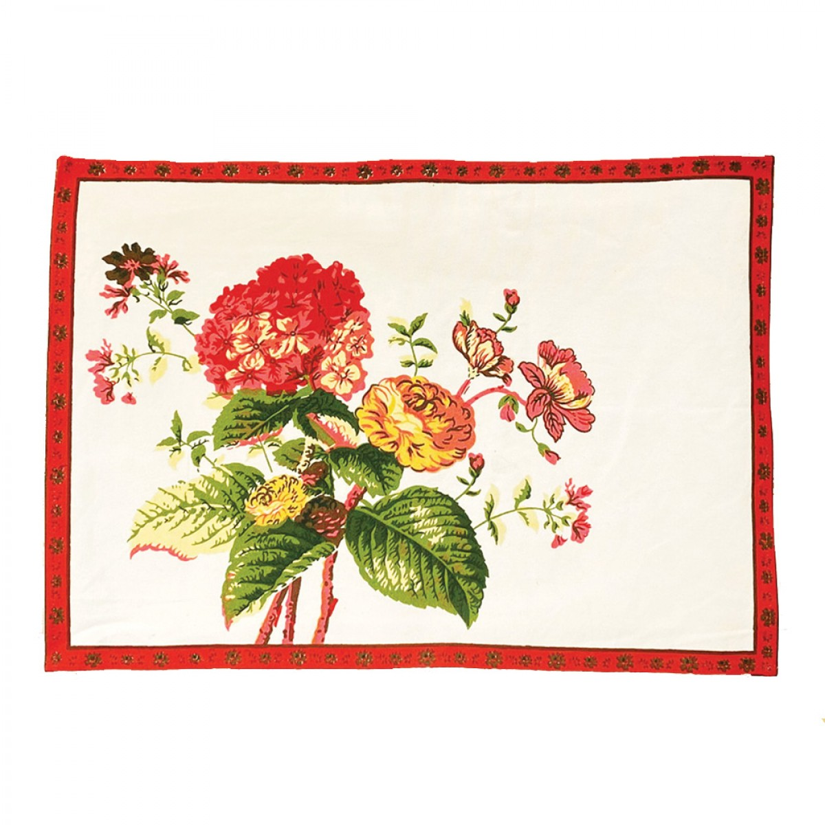 Table Mats - Chelsea Holly (set of 6)