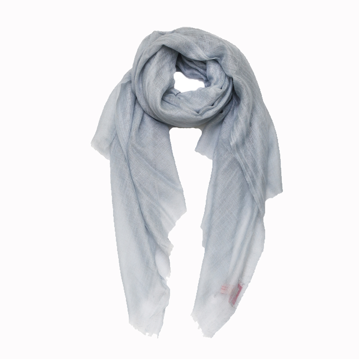 Sheer Pashmina Scarf - Sky Light