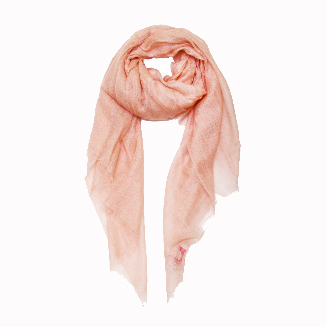 Sheer Pashmina Scarf - Rose Quartz