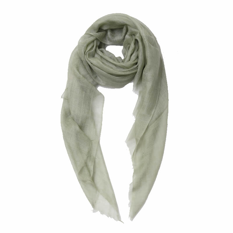 Sheer Pashmina Scarf - Sea Breeze
